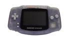 Nintendo Game Boy Advance Glacier Handheld
