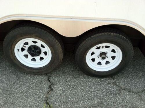 Trailer Hub Caps 12 : Black trailer wheel hub cap covers sharp on popscreen