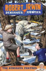 The Dinosaur Feather by Jack Wells, Robert Irwin (Paperback, 2013)