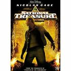National Treasure (DVD, 2005, Widescreen) (DVD, 2005)