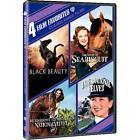 4 Film Favorites: Classic Horse Films (DVD, 2007, 2-Disc Set)