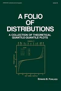 A Folio of Distributions: A Collection of Theoretical Quantile-quantile Plots (