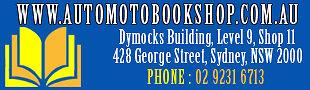 Automoto Bookshop Sydney CBD