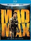 Mad Max (Blu-ray/DVD, 2010, 2-Disc Set)