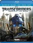 Transformers: Dark of the Moon (Blu-ray/DVD, 2012, Canadian; Ultimate Edition; 3D; Includes Digital Copy)