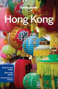 LONELY-PLANET-HONG-KONG-Book-Paperback-Travel-Guide-NEW