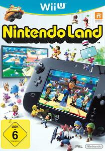 Nintendo Land (Nintendo Wii U, 2012, DVD-Box) - Deutschland - Nintendo Land (Nintendo Wii U, 2012, DVD-Box) - Deutschland