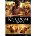 Kingdom of Heaven (DVD, 2005, Full Frame; Lenticular)