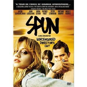 Spun (DVD, 2003, Unrated Version)