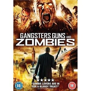 Gangsters Guns And Zombies DVD 2012 Good DVD Vincent Jerome Huggy Leaver - Rossendale, United Kingdom - Gangsters Guns And Zombies DVD 2012 Good DVD Vincent Jerome Huggy Leaver - Rossendale, United Kingdom