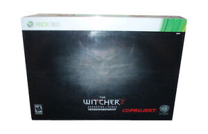 The witcher 2: assassins of kings - enhanced dark edition.