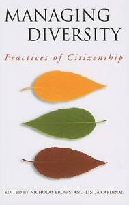 Managing Diversity: Practices of Citizenship (Governance) (Governance Series), ,
