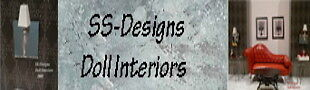 SS Designs Doll Interiors