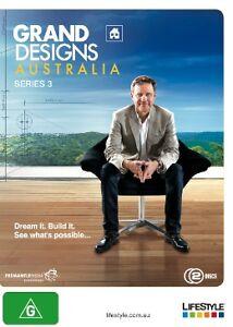 Grand Designs Australia : Series 3 (DVD, 2013, 2-Disc Set)