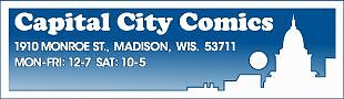 Capital City Comics Madison