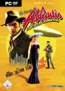 Atlantis: Das heilige Vermächtnis (PC, 2006, DVD-Box) - <span itemprop='availableAtOrFrom'>Bielefeld, Deutschland</span> - Atlantis: Das heilige Vermächtnis (PC, 2006, DVD-Box) - Bielefeld, Deutschland