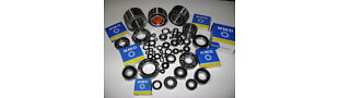 ATV BEARINGS AND SEALS