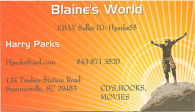 Blaine's World