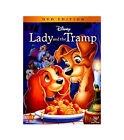 Lady and the Tramp (DVD, 2012) (DVD, 2012)