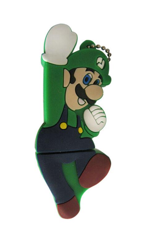 Super Mario Bros. 8 GB 3D Cartoon Figure
