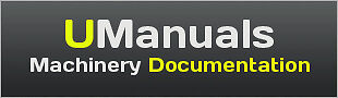UManuals Machinery Manuals