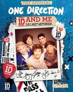 The-Official-One-Direction-Secret-Notebook-One-Direction-New-Condition