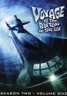 Voyage to the Bottom of the Sea - Season 2: Vol. 1 (DVD, 2009, 3-Disc Set, Dual Side) (DVD, 2009)
