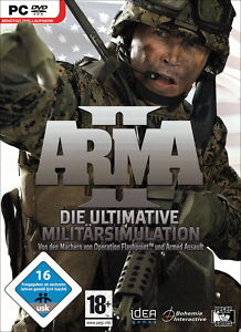 ArmA II (PC, 2009, DVD-Box)