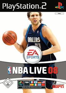 PlayStation 2 - NBA Live 08 - mit Anleitung! - Nauheim, Deutschland - PlayStation 2 - NBA Live 08 - mit Anleitung! - Nauheim, Deutschland