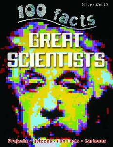 100 Facts Great Scientists, John Farndon, New condition, Book