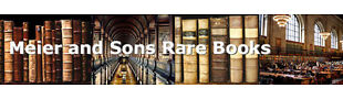 Meier And Sons Rare Books