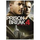 Prison Break - Season 4 (DVD, 2009, 6-Disc Set)