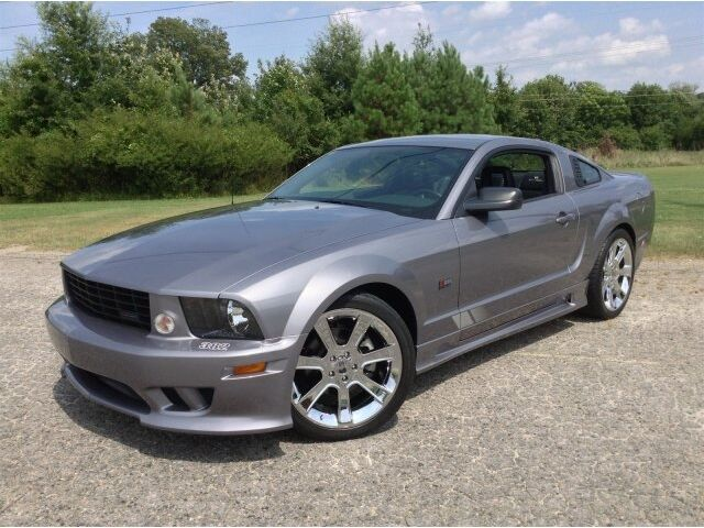 2006 ford mustang gt saleen s281 automatic 6200 miles very clean s197 used ford mustang for. Black Bedroom Furniture Sets. Home Design Ideas