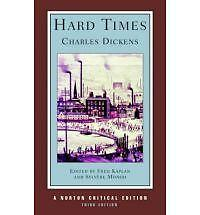 Hard Times (Norton Critical Editions)-ExLibrary
