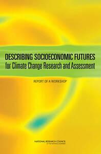 Describing Socioeconomic Futures Fo  BOOK NEW