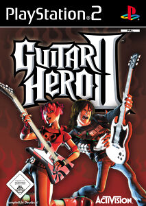 Guitar Hero II Software (Sony PlayStation 2, 2006, DVD-Box) - <span itemprop='availableAtOrFrom'>Wien, Österreich</span> - Guitar Hero II Software (Sony PlayStation 2, 2006, DVD-Box) - Wien, Österreich