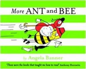 More-Ant-and-Bee-by-Angela-Banner-Hardback-2013
