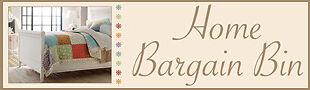 Home Bargain Bin