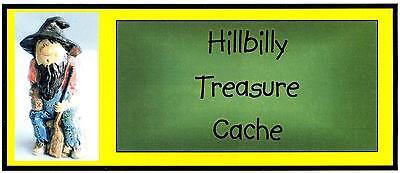 Hillbilly Treasure Cache