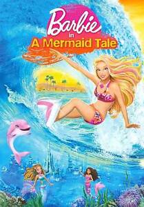 Barbie in A Mermaid Tale (DVD, 2010)
