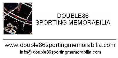 DOUBLE86 Sporting Memorabilia
