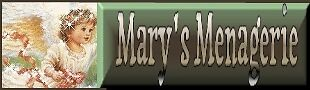 Mary's Menagerie