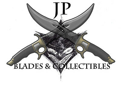 JP Blades and Collectables