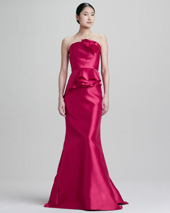 Formal Strapless