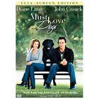 Must Love Dogs (DVD, 2005, Full Frame)