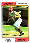 Topps Rookie Pete Rose Baseball Cards