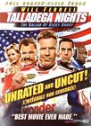 Talladega Nights: The Ballad of Ricky Bobby (DVD, 2006, Unrated Edition; Full Frame)
