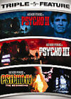 Psycho II/Psycho III/Psycho IV: The Beginning (DVD, 2007, 2-Disc Set, Universal Triple Feature)