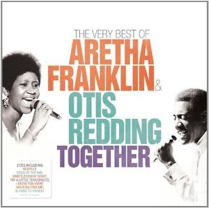 Aretha Franklin - Together (The Very Best of & Otis Redding, 2012) 2CD NEW