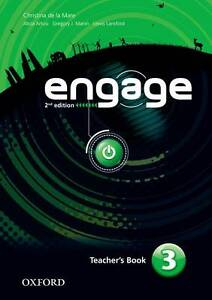Engage: Level 3: Teacher's Book by Oxford University Press (Paperback, 2011)